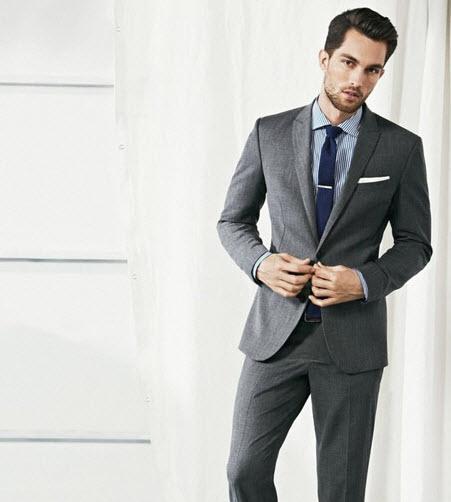Cách chọn cà vạt theo áo sơ mi