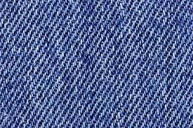 Vải jean nguyên thủy sẽ màu xanh cách gà