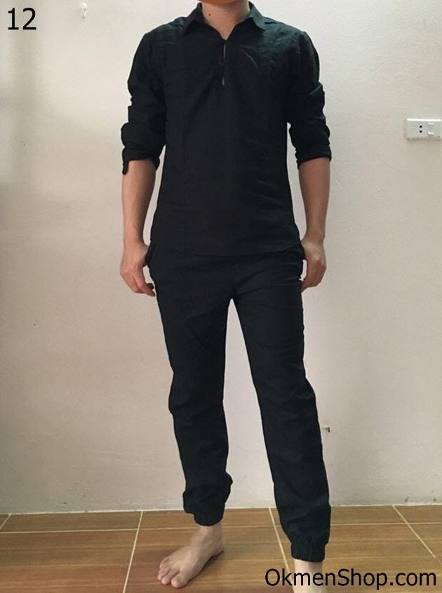 Quần áo đũi nam số 12