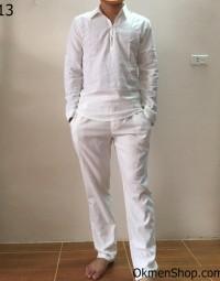 Quần áo đũi nam số 13