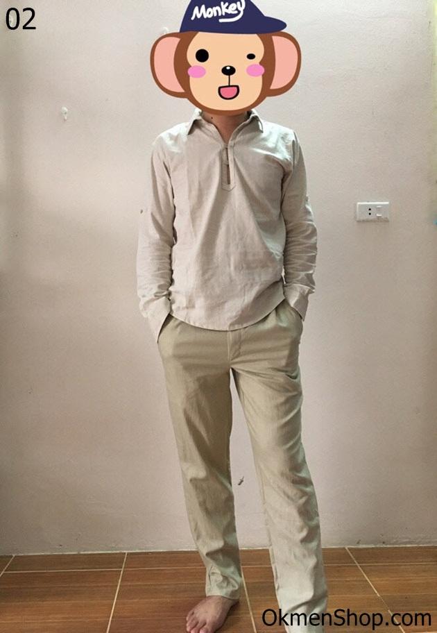 Quần áo đũi nam Hà Nội số 2