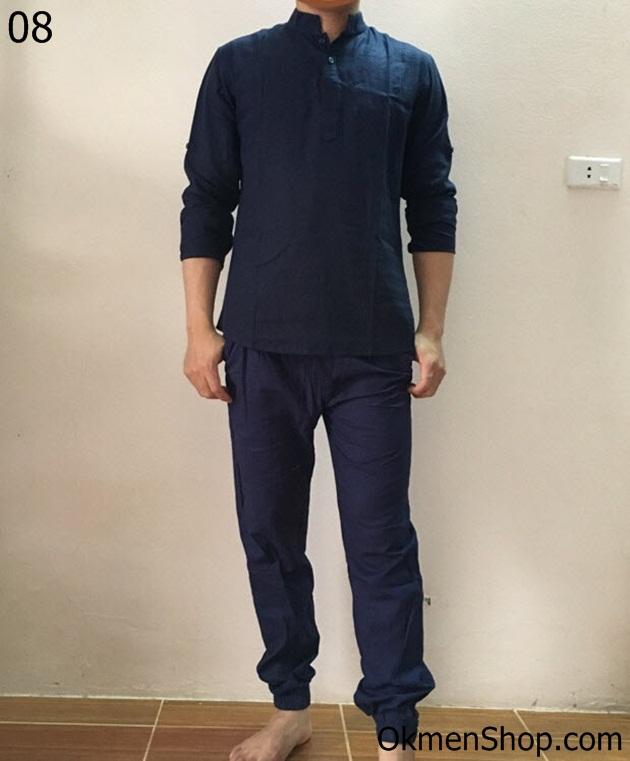 Quần áo đũi nam số 8
