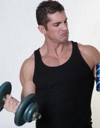 Tập Gym cần tránh xa rượu bia