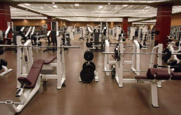 Phòng gym đẹp nhất