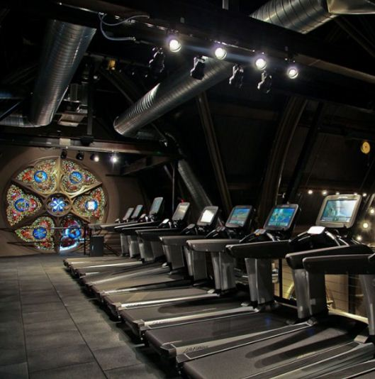 Phòng tập gym DavidBarton