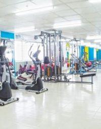Phong tap gym cua UEF