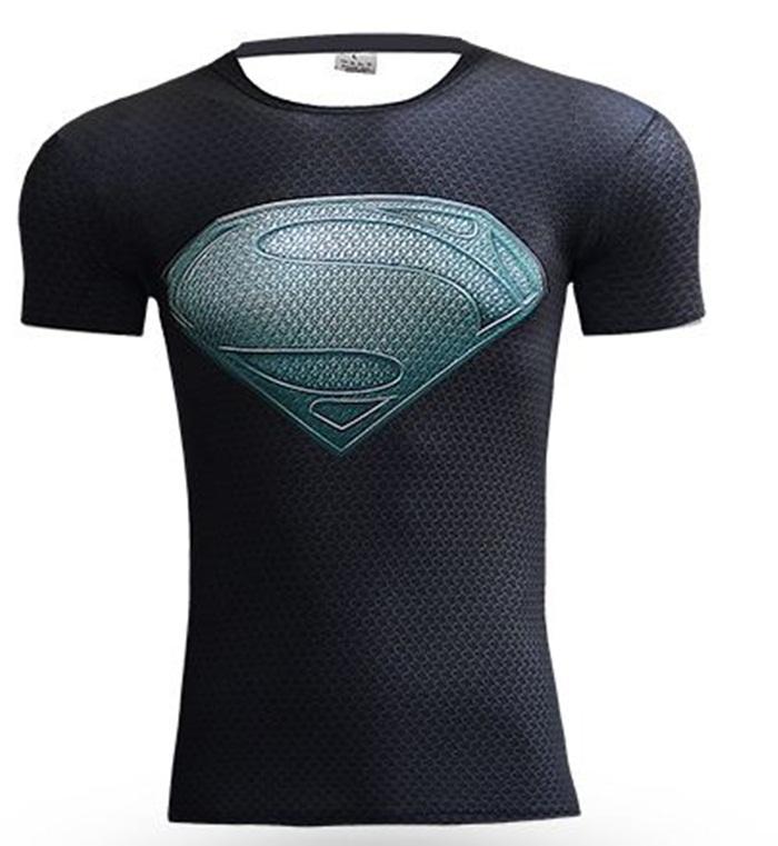Áo marvel siêu nhân Superman
