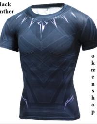 Áo thể hình black panther