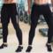 Cách mặc quần legging không bị lộ