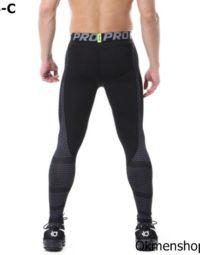 Quần legging tập gym thể hình nam