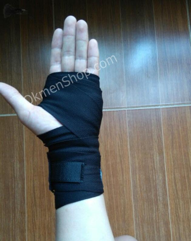 Phụ kiện thể hình bảo vệ cổ tay