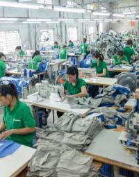 Xưởng sản xuất quần áo đũi nam tại Hà Nội