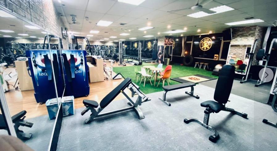 phòng gym đường Phạm Văn Đồng, Hà Nội